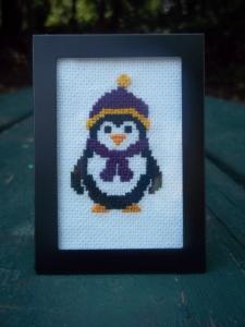 JMU Penguin