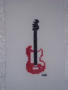 Guitar - For Bobby