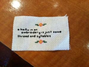 Tiny Haiku