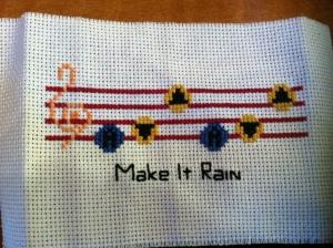 LoZ - Make It Rain!