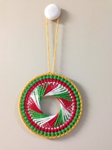 120 Christmas Ornament