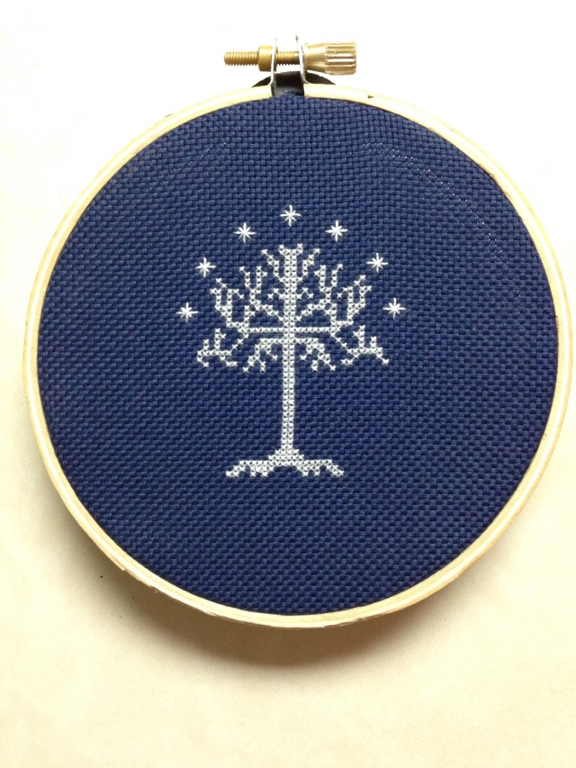 Tree of Gondor - For Frank