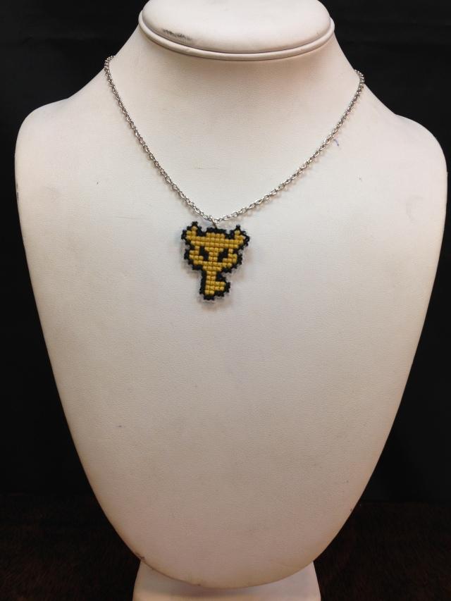 Boss Key Necklace