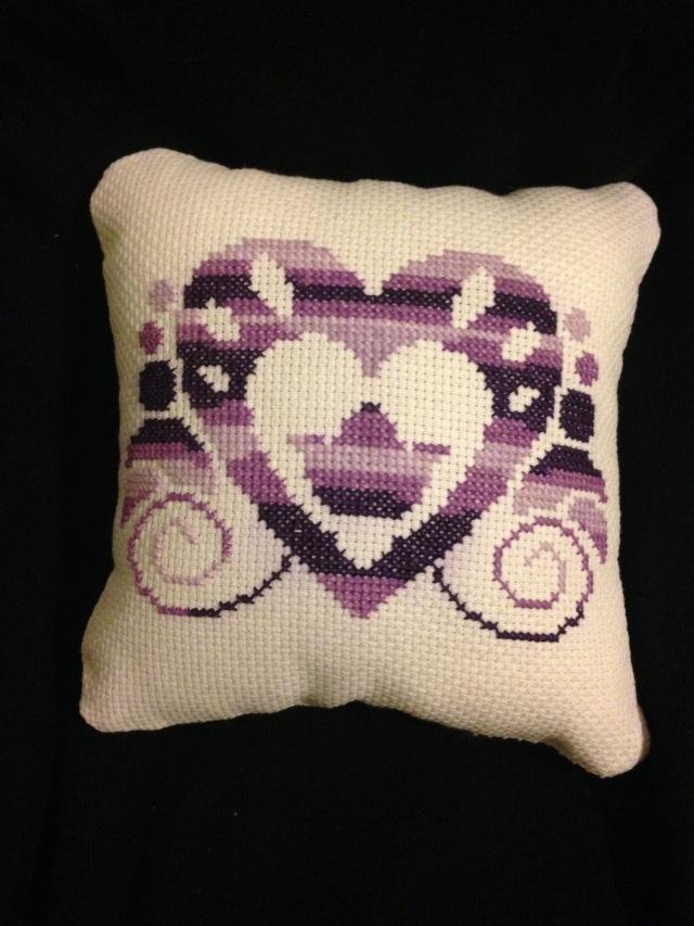 195 Heart Pillow