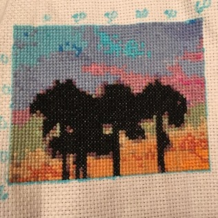 MadXStitch Mystery SAL Summer 2017