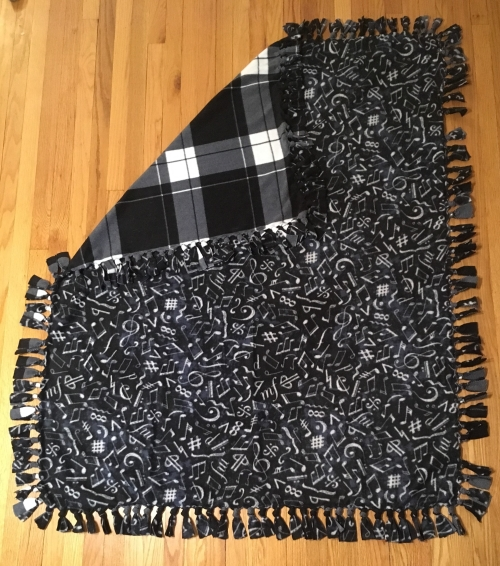 16 Music Blanket