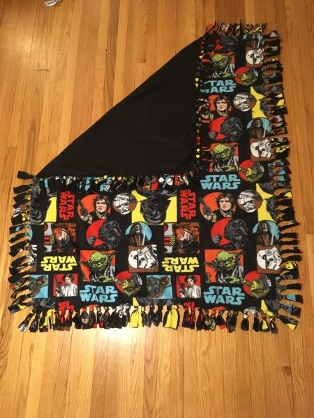 17 StarWars Blanket
