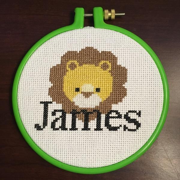 229 James Lion