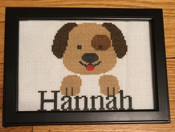 230 Hannah Dog